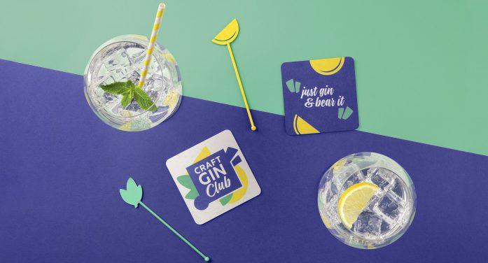 BrandOpus Rebrands Craft Gin Club's Visual Identity