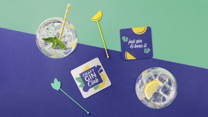 BrandOpus Rebrands Craft Gin Club's Visual Identity