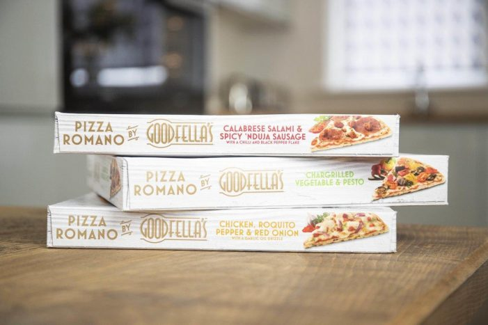 Goodfella's Pizza appoints Grey London as creative agency
