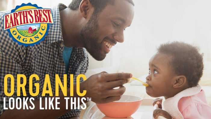 """Earth's Best Unveils New """"Organic Looks Like This"""" Campaign by Burns Group"""