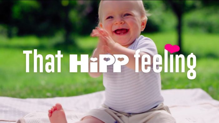 HiPP Organic to Encourage Consumers to 'Feel HiPP' with Bold New Repositioning