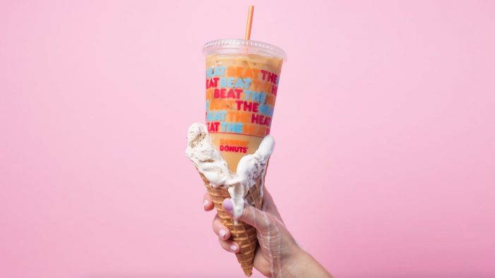 Dunkin' Donuts appoints Jones Knowles Ritchie as creative partner for brand identity and branding strategy