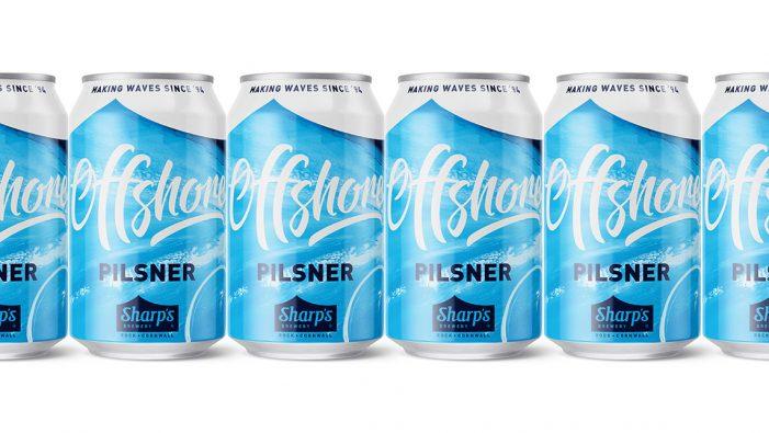 Buddy Creative Updates Branding for Sharp's Brewery