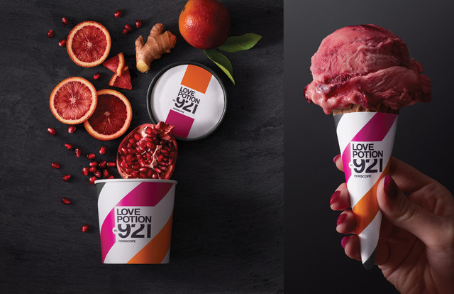 Periscope Agency Expands Into Food Business With Signature Ice Cream Called Love Potion No. 921
