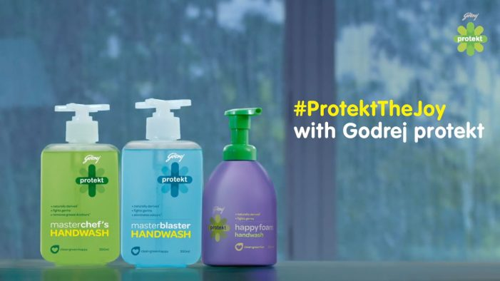 Godrej protekt's social experiment urges parents to let their kids enjoy the monsoons