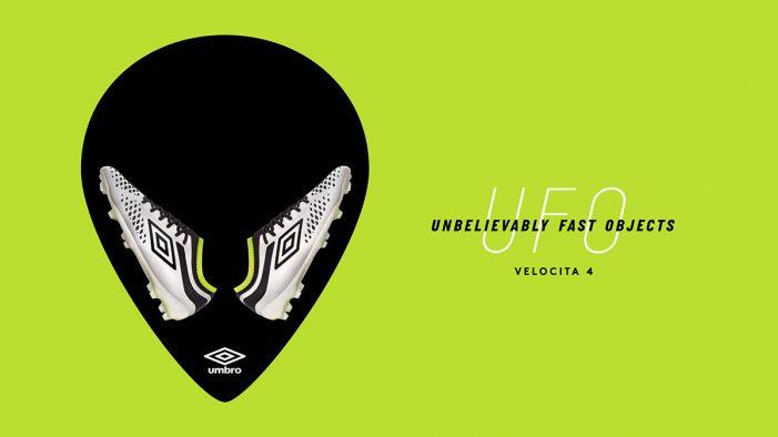 LOVE launch Umbro Velocita 4 Pro campaign featuring Michail Antonio, Rich Hall and Brett Domino