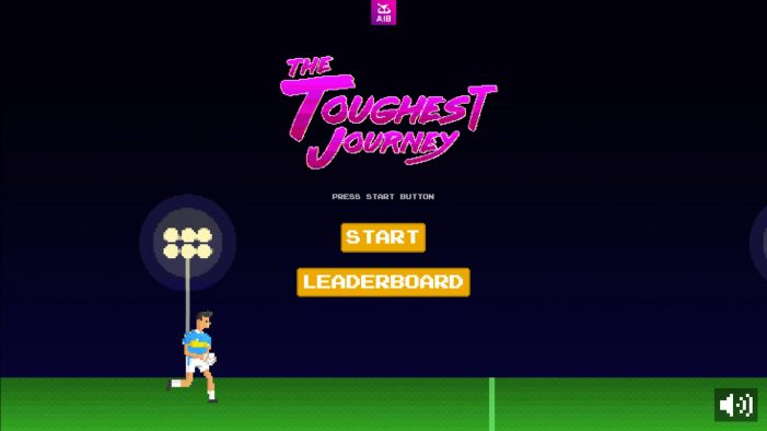 Irish sport gets a retro game makeover for AIB and GAA via Rothco and Piranha Bar