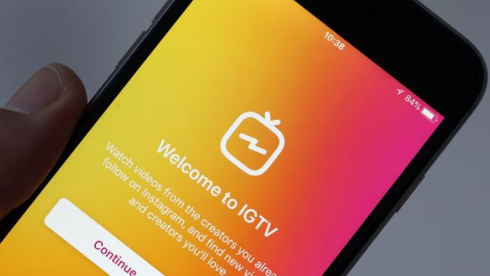 Videobeat's Francesco Granati discusses the potential of Instagram's IGTV