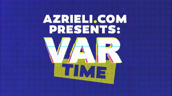 "Leo Burnett Israel Proudly Presents: ""VAR TIME"""