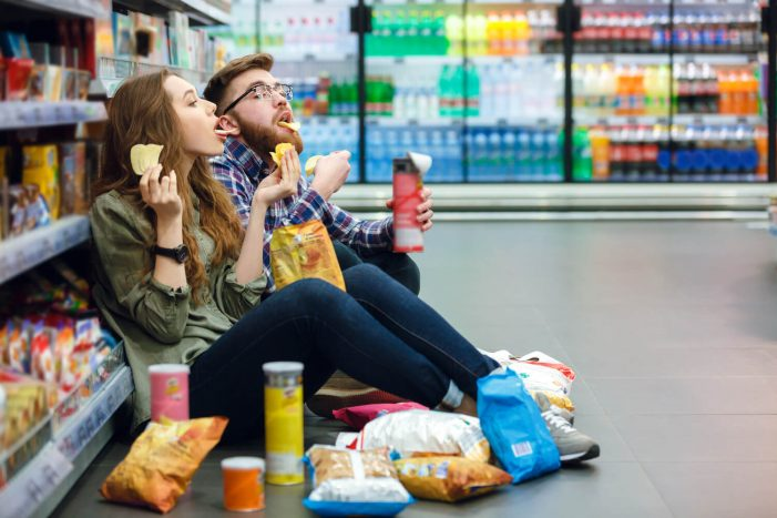 Generation Z are the Kings of Convenience Food, According to Sun Branding Solutions