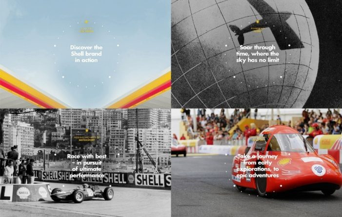Shell becomes a founding sponsor of the Museum of Brands