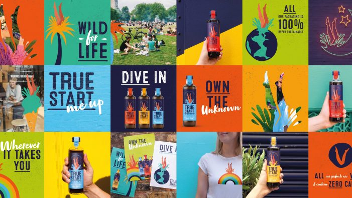 TrueStart goes wild for life with new rebrand by BrandOpus