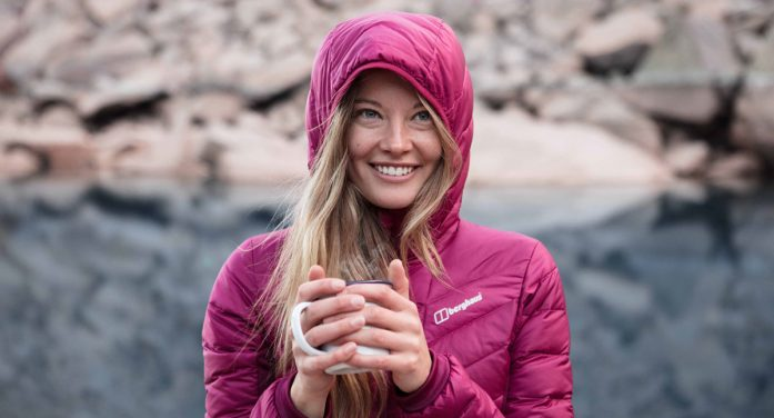 New multi-million-pound Berghaus campaign will urge consumers that it's 'Time to Get Out'