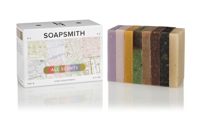 Soapsmith ensures sweet smell of success continues with Bulletproof partnership