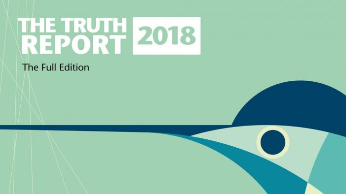 The Truth Report 2018 shows TV essential in securing customer loyalty for retailers