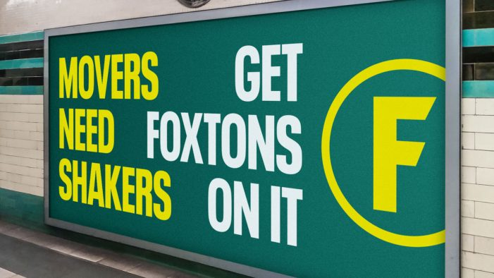 """Foxtons and M&C Saatchi launch brand's first ever major ad campaign """"Get Foxtons On It"""""""