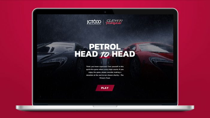 JCT600 tests consumer's supercar knowledge with online game