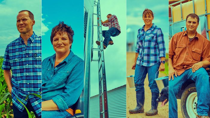 New Campaign Shows Consumers Where Their Food is Raised, Brings Farmer's Passions to Life