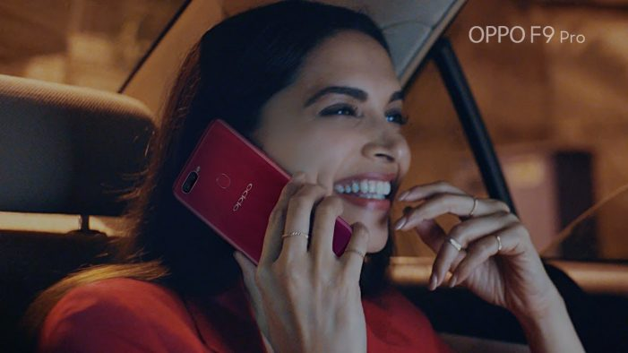 OPPO F9 Pro Launches 'Power-Packed' Campaign Conceived By Mullen Lintas