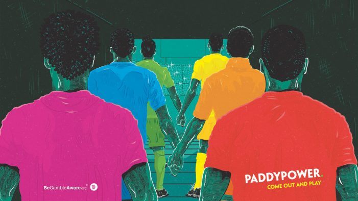 Paddy Power Harness Brighton Pride Sponsorship to Launch Premier League Rallying Cry