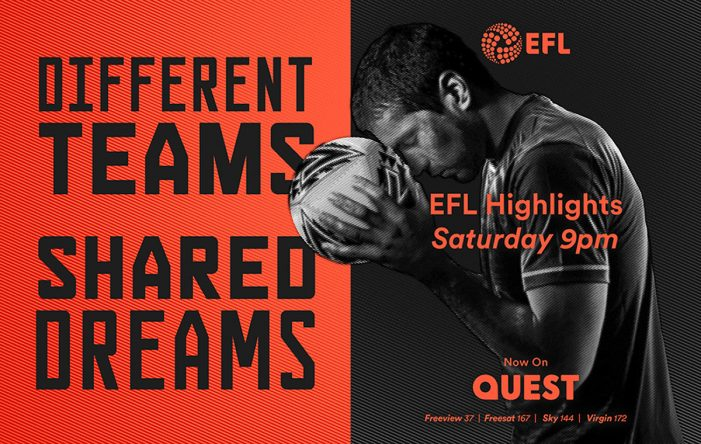 Quest kicks off EFL Highlights with fan-centric campaign