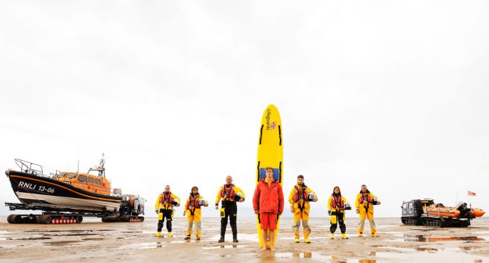 RNLI appoints Wavemaker to handle UK media account