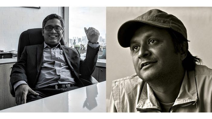 Rediffusion appoints Rahul Jauhari and Navonil Chatterjee as Joint Presidents