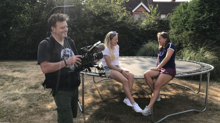 UEFA women's campaign tackles triumph and tragedy in hard-hitting mini-documentary series with a hat-trick of European stars