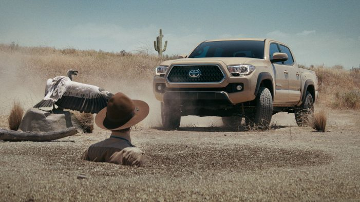 Toyota launches new multi-model campaign by Saatchi & Saatchi
