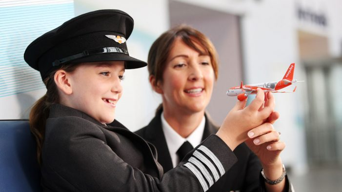Taylor Herring launch female pilot recruitment campaign for easyJet