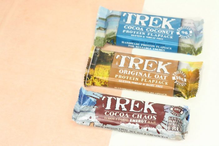 Recipe wins TREK bars and snacks range account