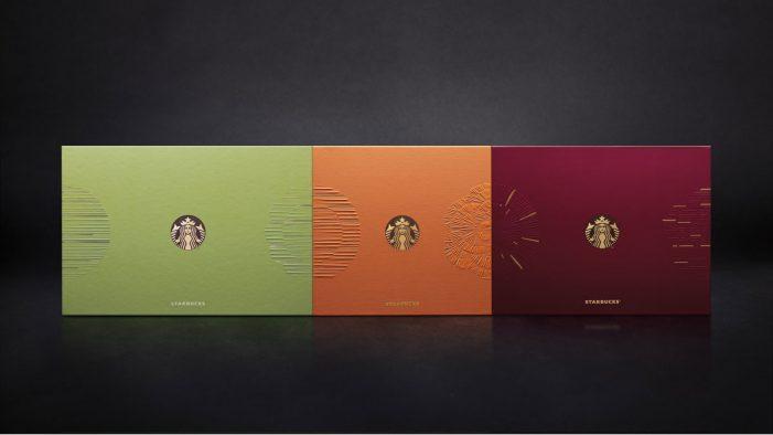 Design Bridge Shanghai Create Disruptive Design for Starbucks Mooncakes