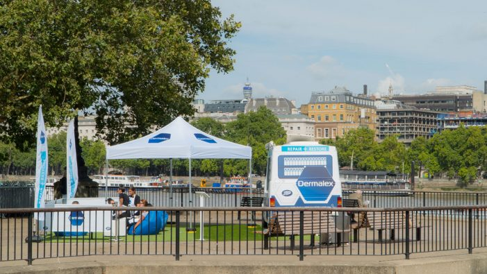 Five by Five rolls out nationwide skincare roadshow for Dermalex