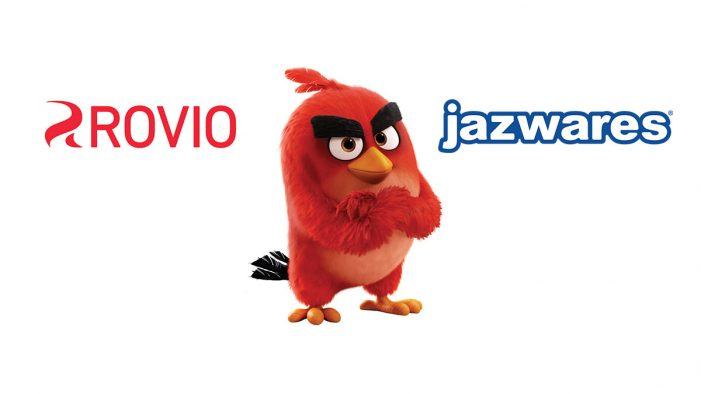 Rovio Entertainment appoints Jazwares as global master toy partner