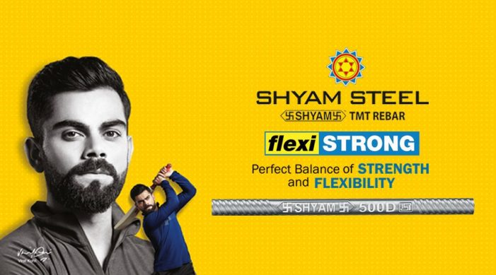 Rediffusion bags the creative mandate for Shyam Steel