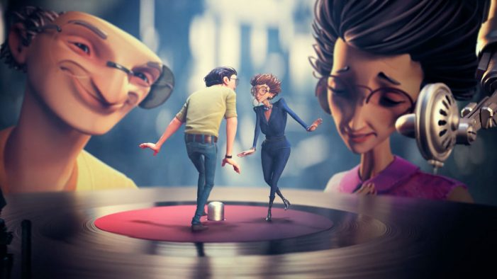 Ford Trucks and GTB Brazil's animation highlights the relevance of the truck drivers in everyday life