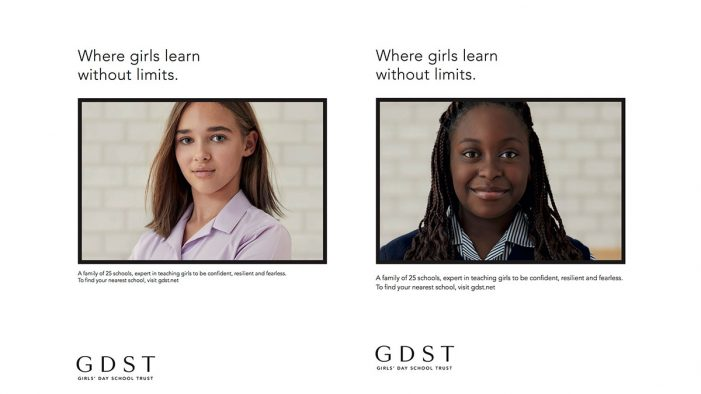 VCCP launches nationwide brand campaign for the Girls' Day School Trust