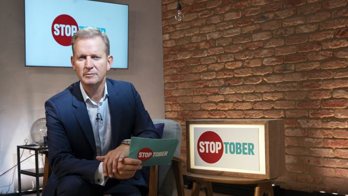 Stoptober returns with a new TV campaign to encourage smokers not to quit 'cold turkey'