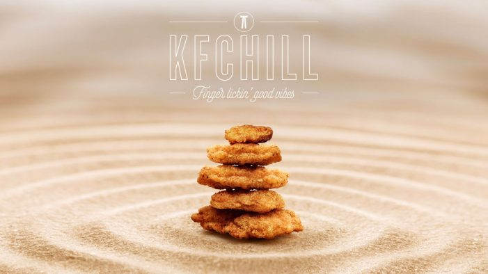KFC Provides a New Path to Mindfulness with KFChill Launch