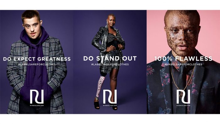 Studio Blvd. uses mixed ability cast to front the 2nd season of River Island's 'Labels Are For Clothes' campaign