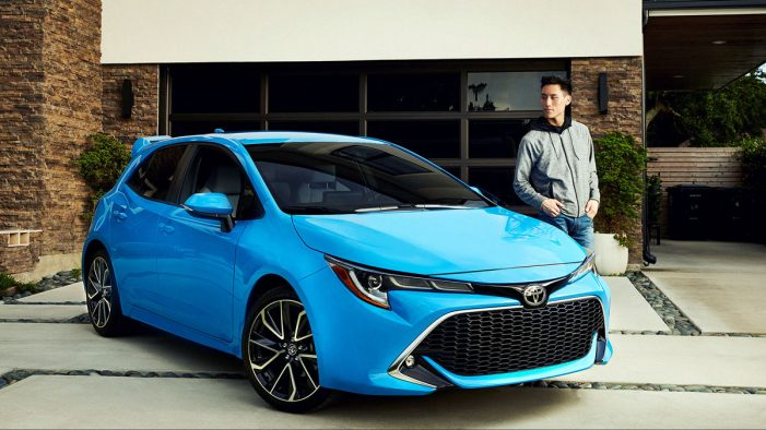 All-New Corolla Hatchback marketing campaign proves the Hatch is back