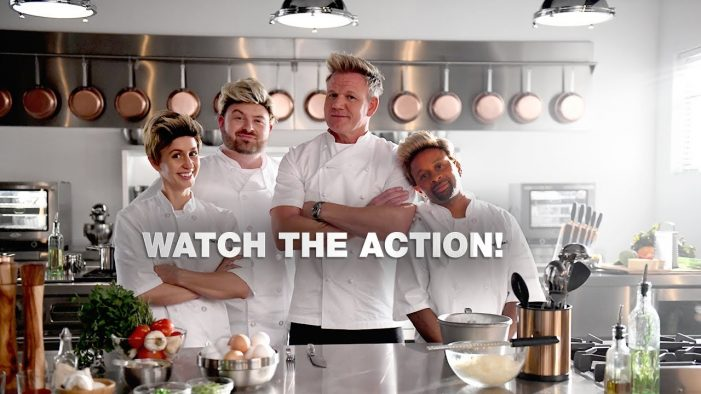 NICE employ Gordon Ramsay to drive home their 'Don't Compromise' message in new ad