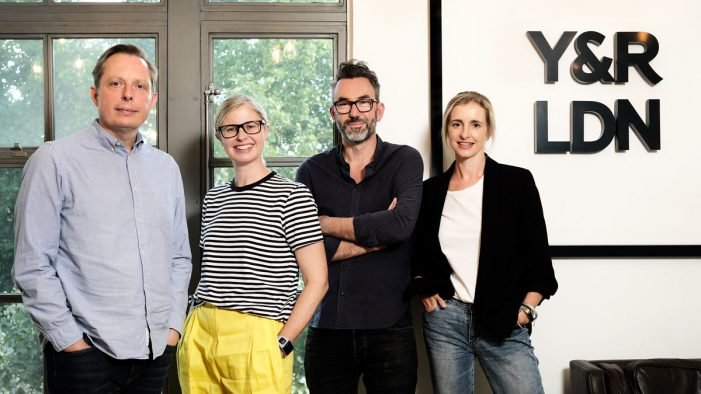 Y&R London appoints Sophie Lewis as new chief strategy officer