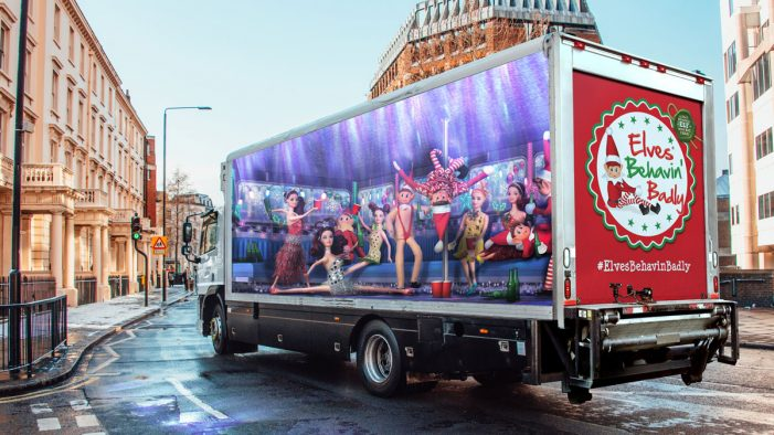 PMS International kickstarts major Christmas marketing campaign for Elves Behavin' Badly