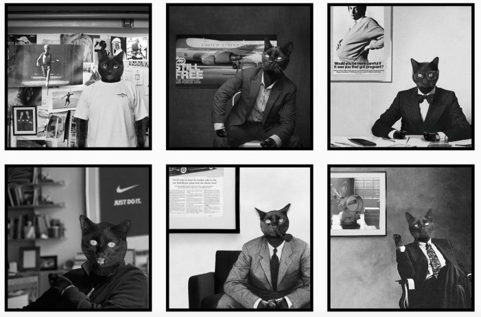 We Are Social pays tribute to some of advertising's top cats