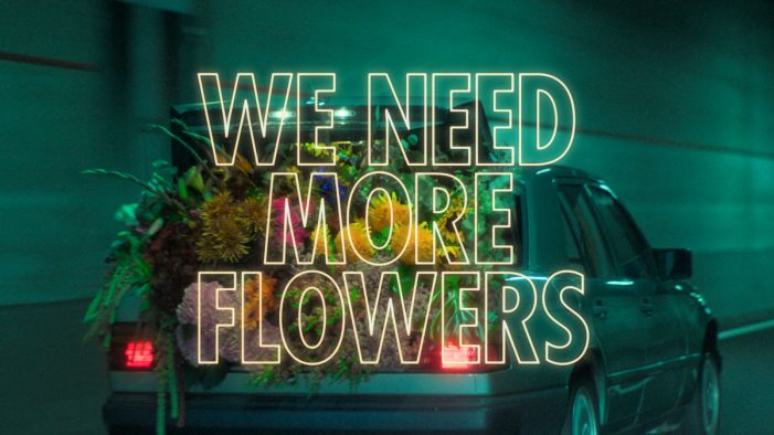 Flower Council of Holland and 180 Kingsday remind us why we need more flowers
