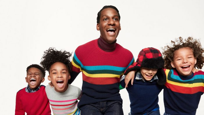 Gap and Yard NYC unveil holiday 2018 campaign starring Leon Bridges