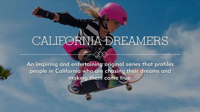 Discovery & Visit California unveil 'California Dreamers' – a partnership showcasing the region's top innovators
