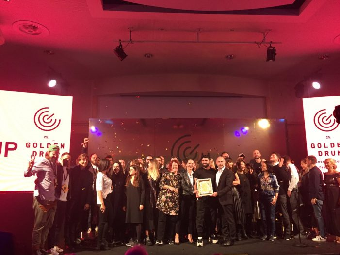 McCann Worldgroup named 'Network of the Year' for fifth time at 2018 Golden Drum Festival