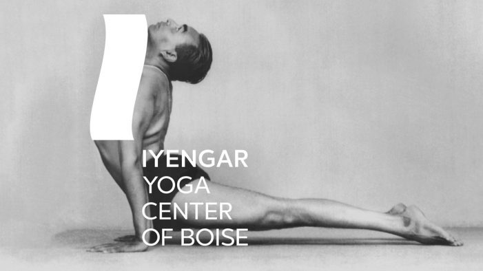 Willams Murray Hamm creates a visual identity to match the precision and elegance of Iyengar Yoga
